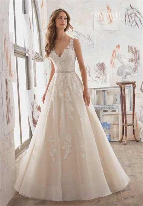 A Line Wedding Dresses by A Line Wedding Dresses