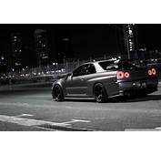 Nissan Skyline R34 2 Fast Furious  Wallpaper
