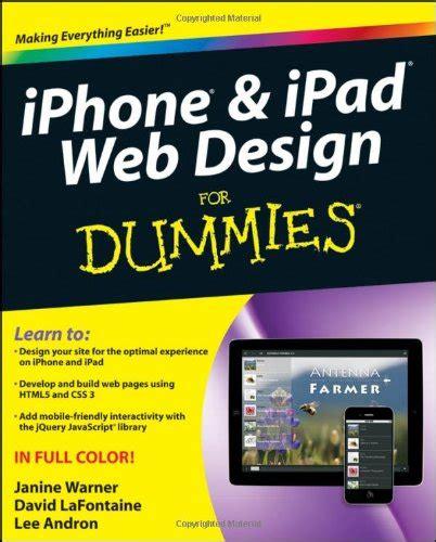 app design dummies iphone ipad web design for dummies for dummies