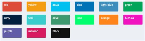 r color names images of names of colors impremedia net