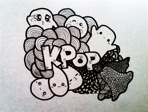 doodle drawing images kawaii doodle kpop edition by cuteyhuggybuggy on deviantart