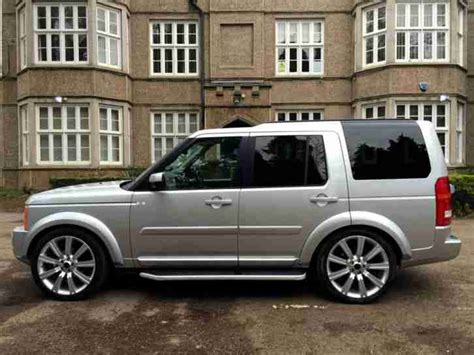 land rover vogue 2005 2005 land rover discovery 3 2 7 tdv6 hse sport auto range