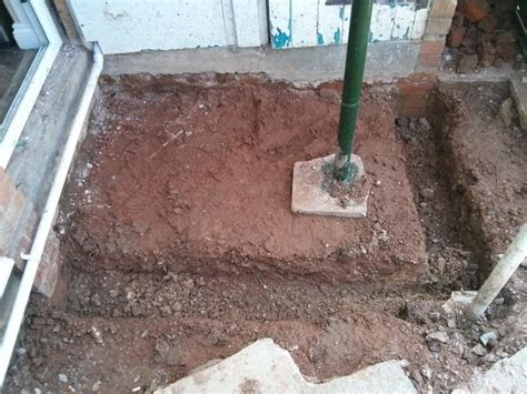 Porch foundations   DIYnot Forums