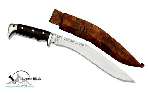 Handmade American Knives - 12 quot blade american eagle kukri khukuri gukrha knife
