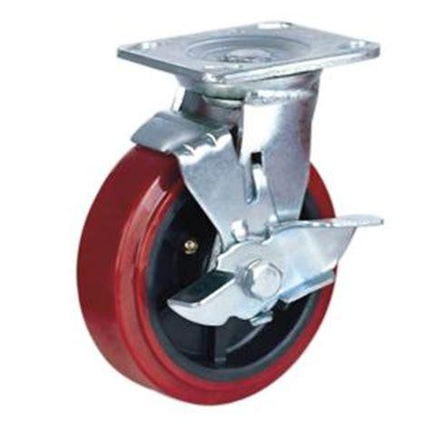 rotelle per mobili ruote per mobili con freno h75spsb 4 quot 5 quot 6 quot 8 quot ruote per