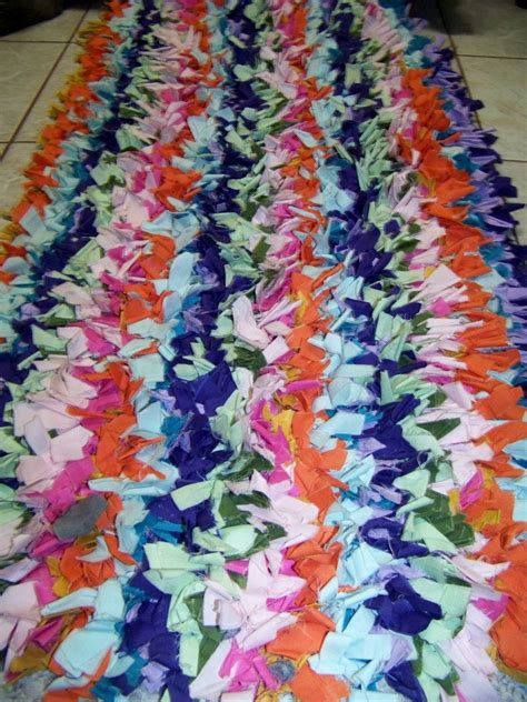 rag rug crafts
