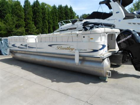 2008 bentley 240 cruise pontoon 171 carolina boat trailer