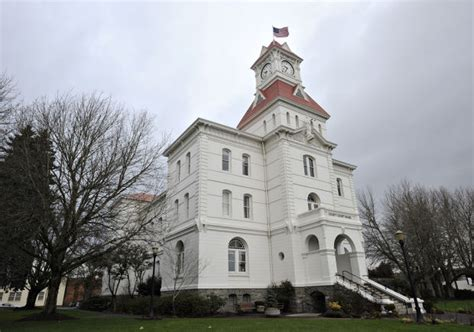 Oregon Circuit Court Records Benton County Circuit Court Goes Digital Local Gazettetimes