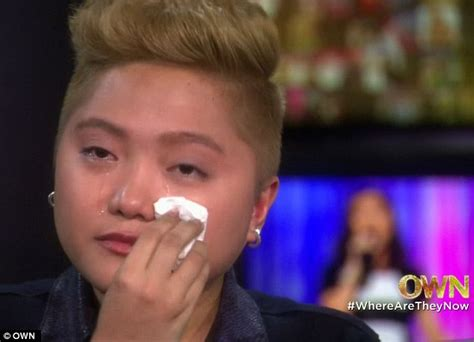 charice pempengco latest news 2014 tearful charice breaks down as she tells oprah she