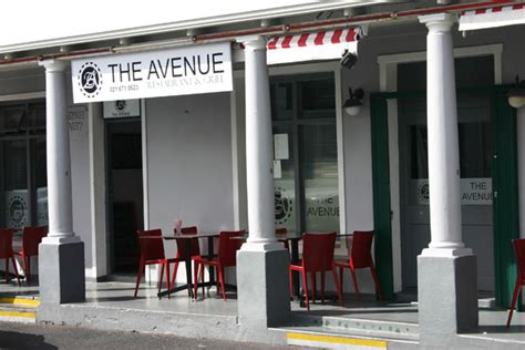 What Is A Curtain Raiser Find Us The Avenue Restaurant