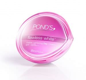 Ponds Flawless White Day 10 Gr review pond s flawless white range asia s magazine