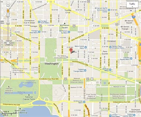 washington dc physical map maps and directions to aps offices