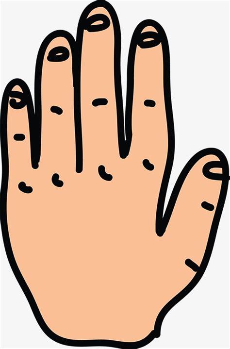 imagenes animadas lavandose las manos dedo la mano de dibujos animados mano figura de palo