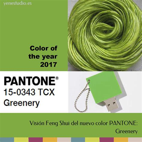 color of the year 2017 feng shui greenery nuevo color tendencia pantone 2017 yen estudio