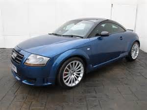 Audi Tt Quattro For Sale 2006 55 Reg Audi Tt 1 8t Quattro Sport Coupe Used Car For