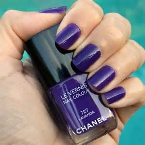 chanel lavanda nail polish for summer 2015 review bay