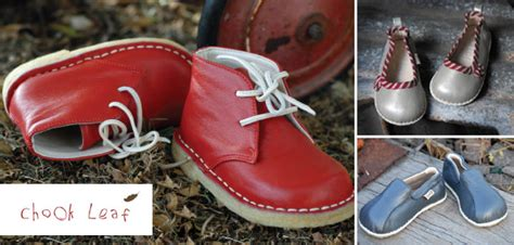 Handmade Shoes Australia - children s leather shoes by chook leaf the australian