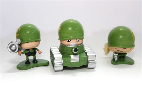 What Is Blind Rage Little Soldiers Big Battles With Awesome Little Green Men