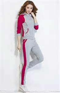 wholesale green sweat suits women tracksuit ladies sports
