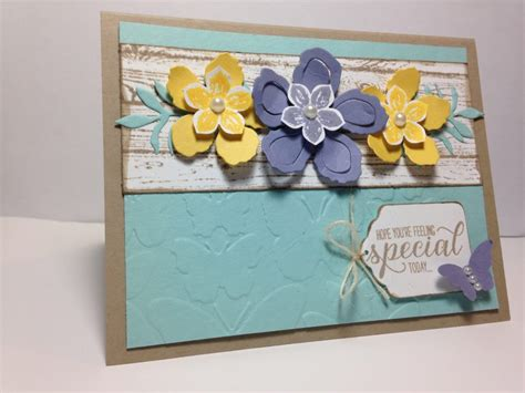 Paper Crafting Cards - 14 fabulous stin up card ideas stin pretty