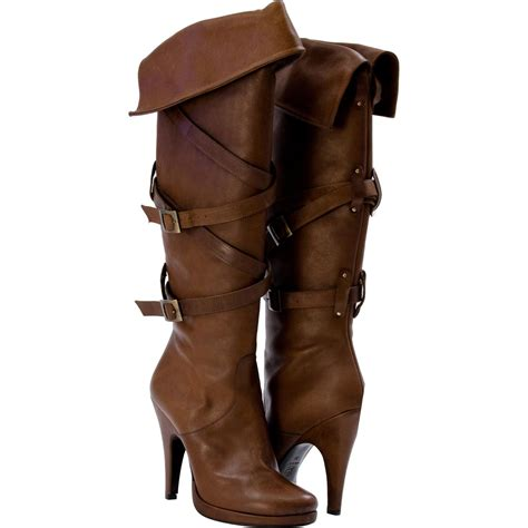 high heel platform boot brown paolo shoes