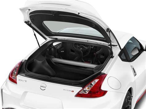 juke nismo trunk image 2015 nissan 370z 2 door coupe auto nismo trunk