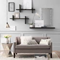 Decorating Ideas For Living Room Walls Decorating Bookshelves In Living Room Living Room Wall