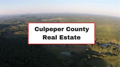 Culpeper County Property Records Culpeper Va Homes For Sale Culpeper Va Real Estate