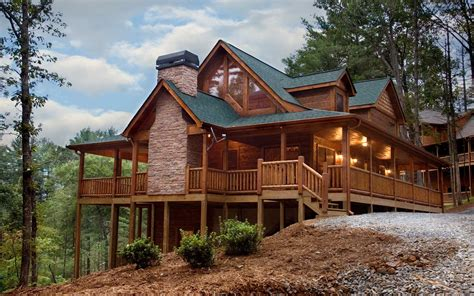 Blue Mountain Cottage Rental by Cabin Rentals
