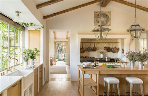 Cottage Kitchens Magazine - farmhouse kitchen in us by giannetti home