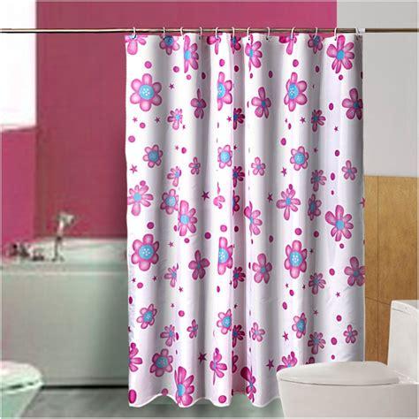 Tirai Motif Bunga Cantik 22 model tirai kamar mandi minimalis terbaru 2018 lagi ngetrend dekor rumah