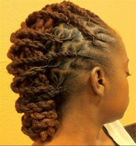 formal hairstyles dreadlocks 392 best great hair images on pinterest