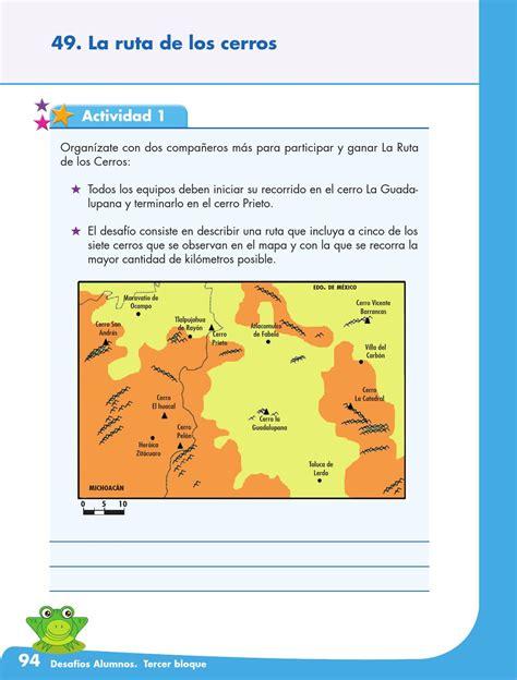 desafios matematicos alumnos 6o sexto grado primaria by gines ciudad desafios matematicos alumnos 5 186 quinto grado primaria by