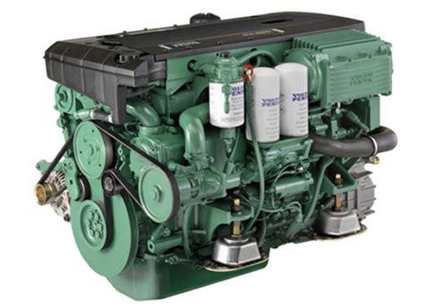 volvo penta   hp inboard diesel  engine test reviews  specs fast facts