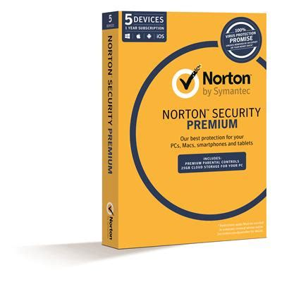Norton Security 3 User norton security premium 3 0 1 user 5 device 1 year retail box jb hi fi