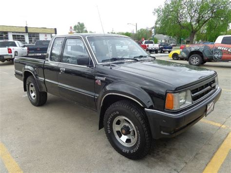 mazda b series 4x4 1989 mazda b series club cab plus 4x4 in grand