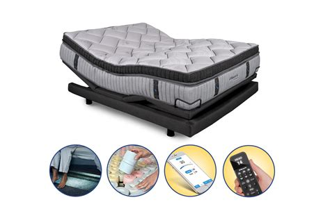 Reverie Mattress by Supreme Sleep System Mattress Reverie Adjustable Bed