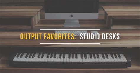 studio desk with keyboard drawer piano keyboard desk hostgarcia