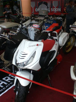 Sparepart Honda Beat 2012 honda beat modify honda motorcycles trend mode motorbike