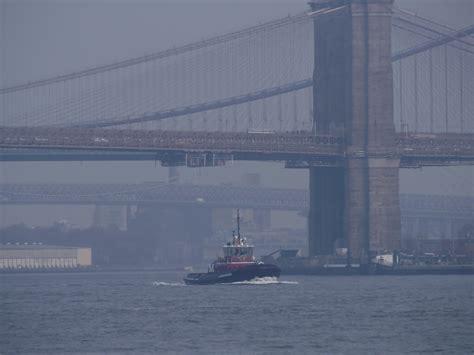 tugboat goes under bridge virgin tugboat 4 tugster a waterblog
