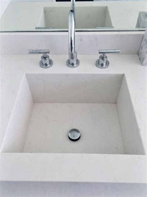 integrated sink caesarstone integrated sink cococozy cococozy