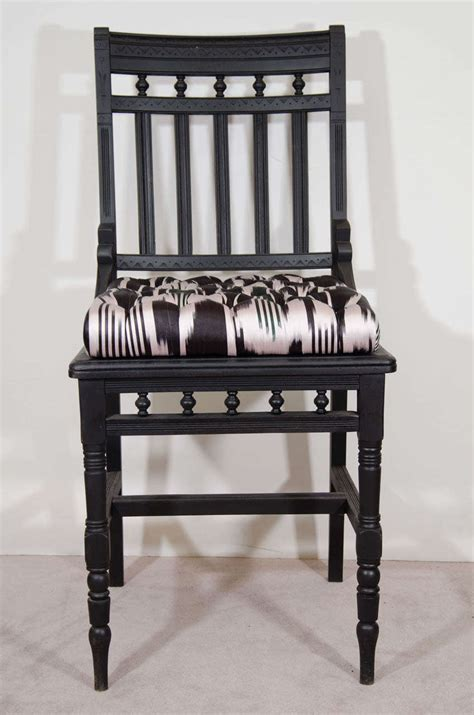 design center eastlake an antique set of his and hers eastlake side chairs at 1stdibs