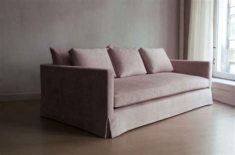 remodelista sofa 10 easy pieces the pink sofa remodelista