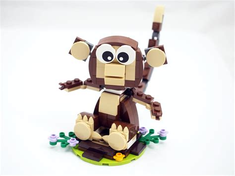 lego new year monkey review lego year of the monkey 40207 culture