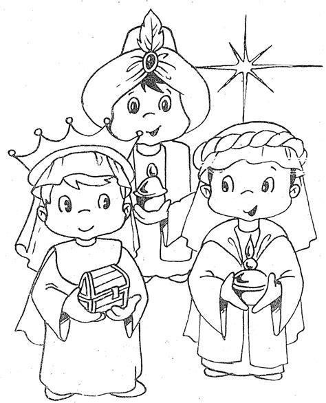 imagenes para pintar reyes magos cartas para los reyes y dibujos infantiles de los reyes