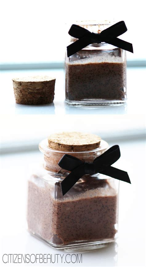 diy chocolate cake diy chocolate cake lip scrub citizens of