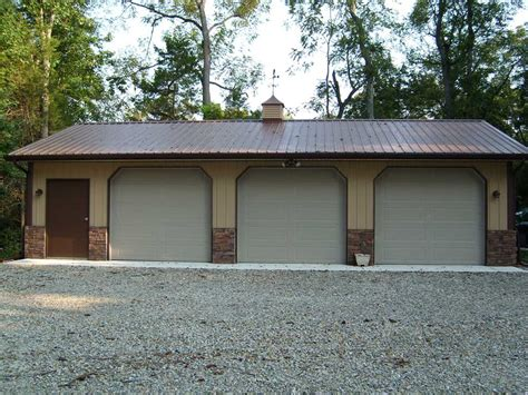 barn garage designs useful how to build pole barn garage gatekro