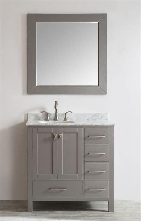 Modern Sink Bathroom Vanity by 1000 Ideas About Modern Bathroom Vanities On