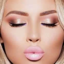 gold makeup looks mugeek vidalondon