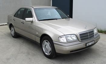 Mercedes C200 1997 Manual unreserved 1997 mercedes c200 elegance
